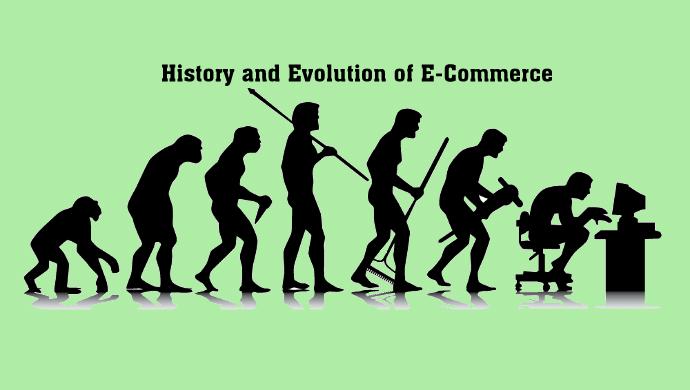 evolution of e business