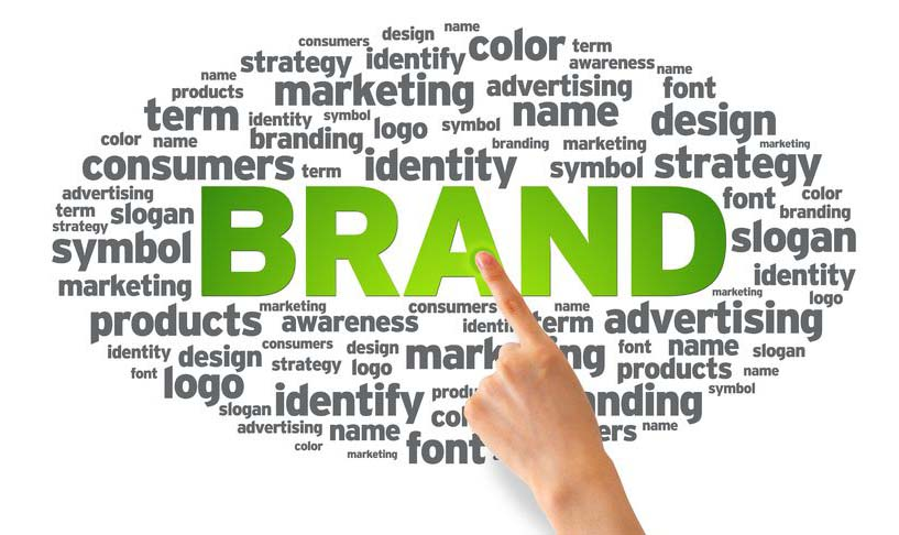 Celebrity endorsement brand identity system