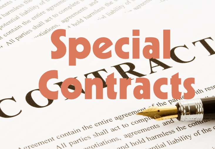 Simplynotes Special Contracts Indemnity Guarantee Bailment And