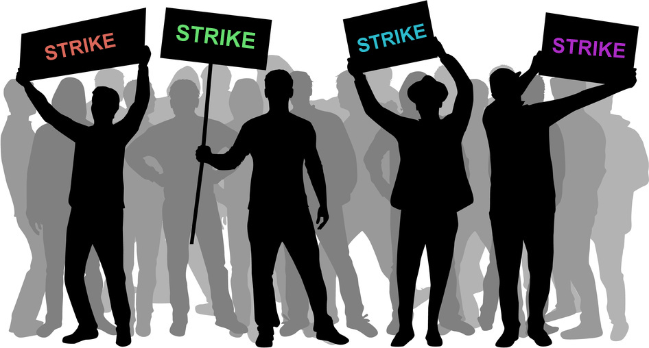 Meaning and Types of Strikes